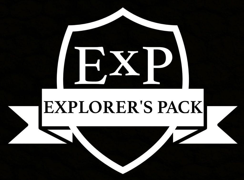 Explorers Pack